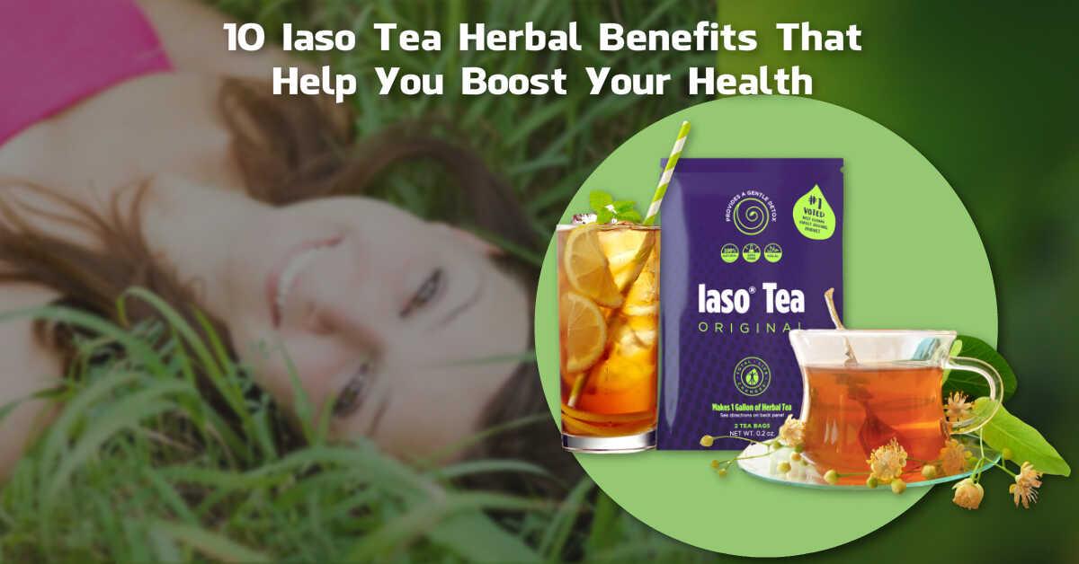 iaso tea fogyás áttekintés