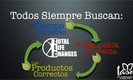 Total Life Changes Subiendo Rapido Entre Los Mas Destacados Del Multinivel