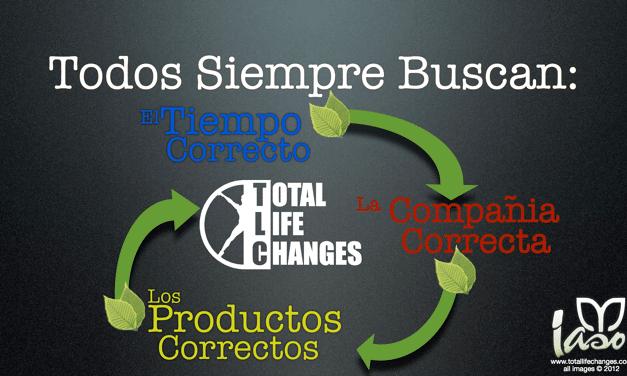 Total Life Changes Subiendo Rapido Entre Los Mas Destacados Del Multinivel